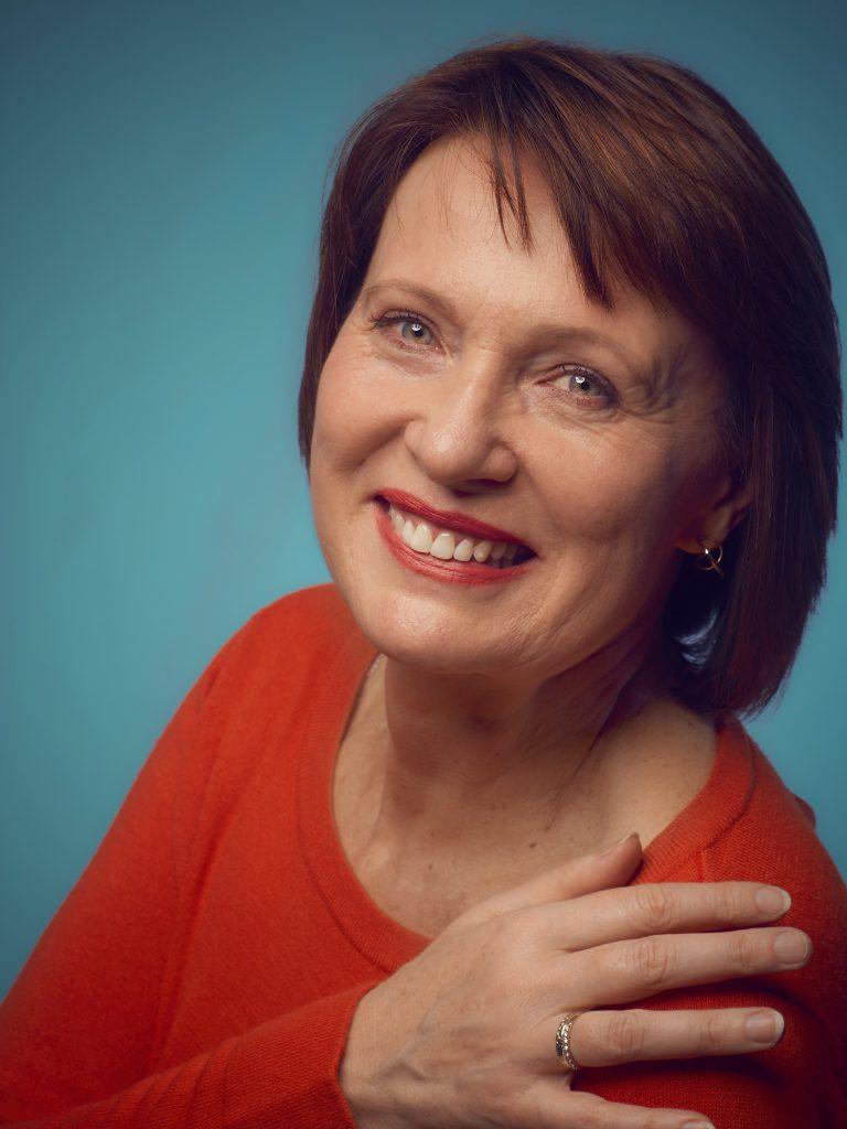 Portrait Frau Fünfzig